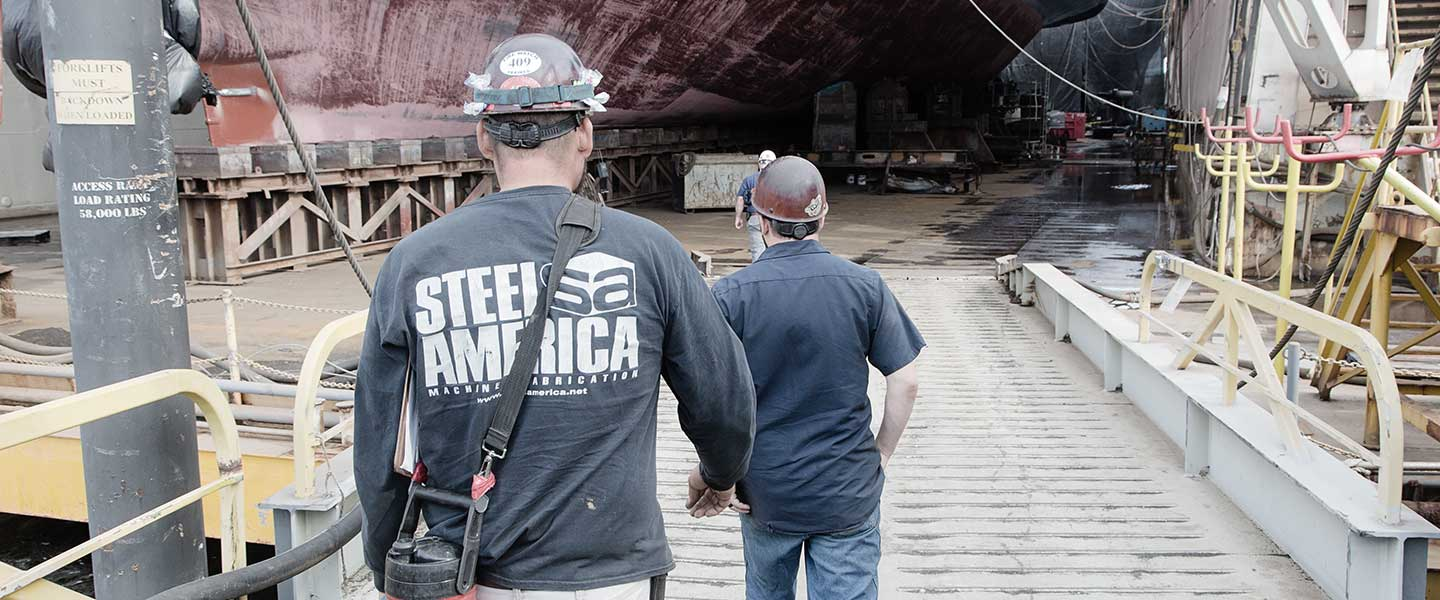 about steel america