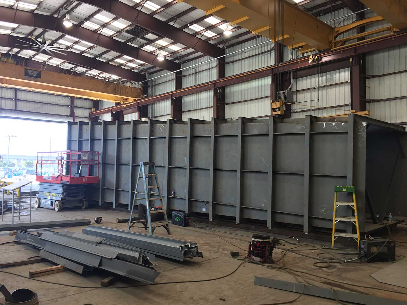 Projects – Steel America